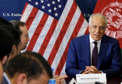 No permanent ceasefire from Taliban until settlement: Khalilzad