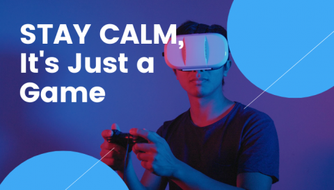 5 Tips to Stay Calm While Playing Online Games