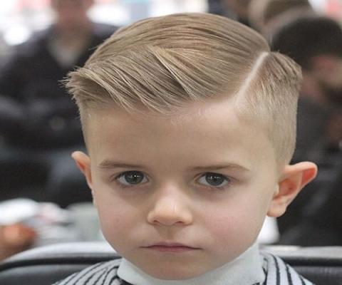 Pick The Best Military Haircut For Your Kid And Always Keep Him In Style